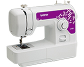 20 Stitch Functions sewing machine